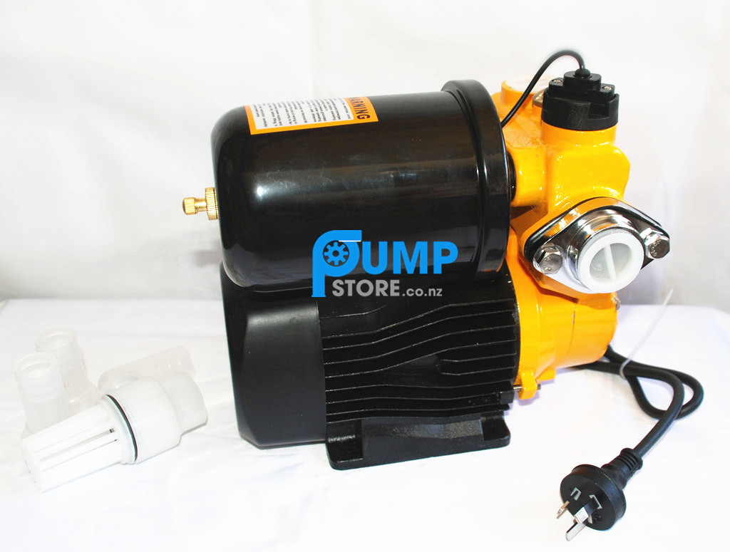 Hot Amp Cold Automatic Self Priming Water Pressure Booster