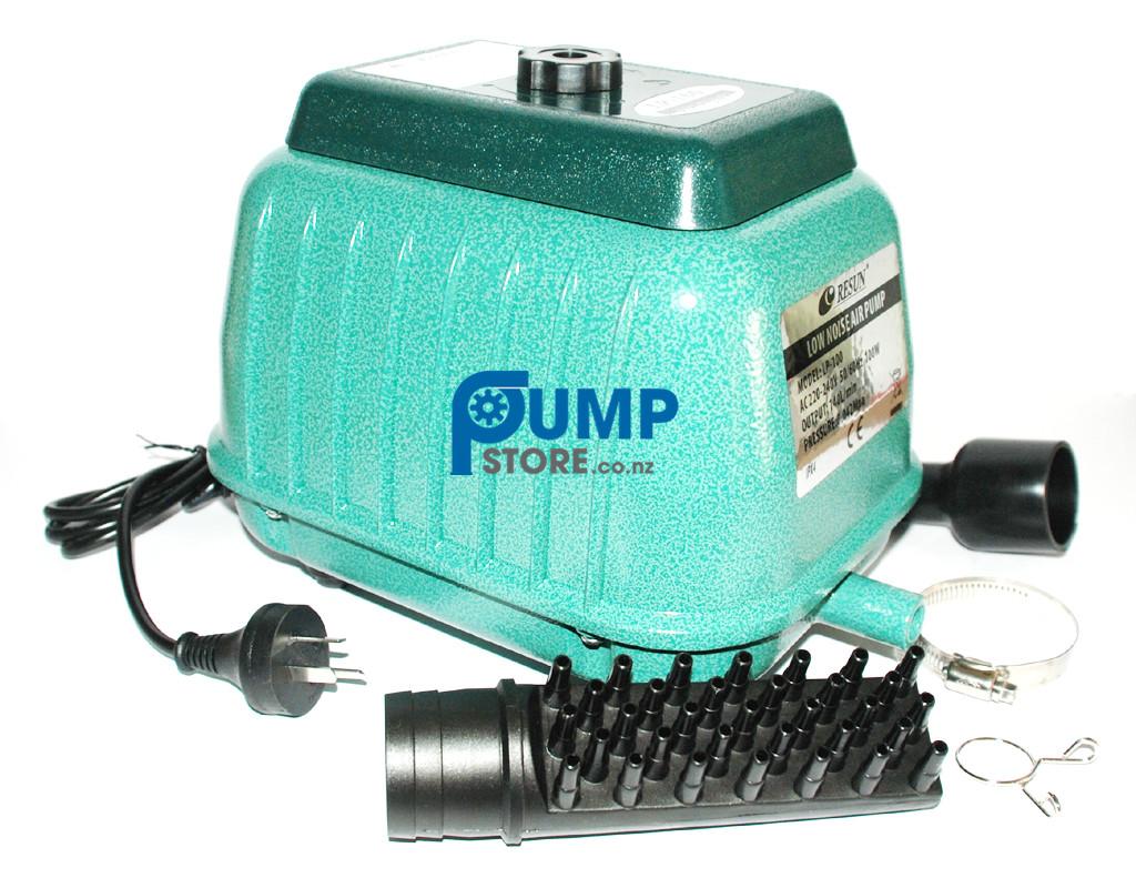 Resun aquarium fish tank - Resun Lp 100 140l Min Fish Pond Septic Tank Aerator Pump